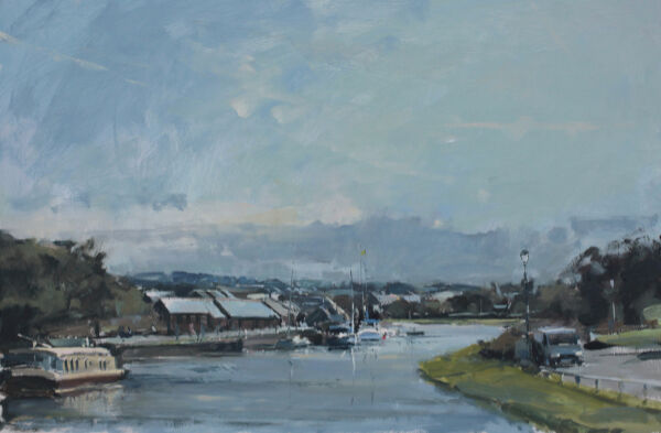 Bude Canal by Graham Webber