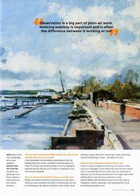 Artists & Illustrators - Graham Webber - Clouds and Skies II