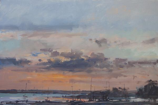 Alresford sunset