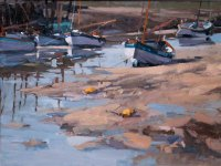 Boats at Blakeney •