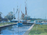 Boats at Heybridge Basin