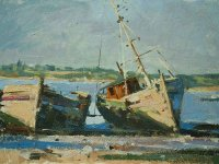 Forgotten Boats - Pin Mill •