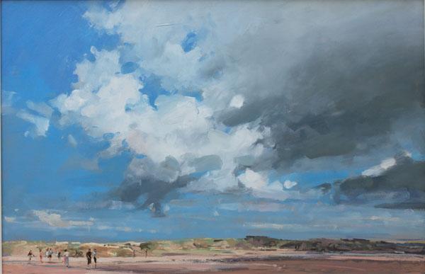 Sand Dunes at Holkham