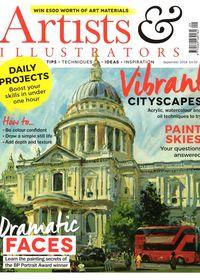 Artists & Illustrators - Graham Webber