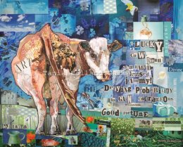 No 7. Lucky Cow  [Noun]:  Charmed, blessed, jammy, defying probability to gain outrageous good fortune.