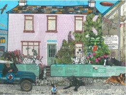 Black Dog Cottage (Commission)