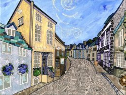 Cartway, Bridgnorth (Commission)
