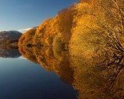 Trossachs reflection