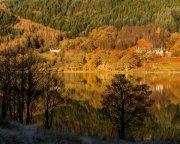 Loch Achray autumn