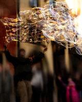 street bubbles