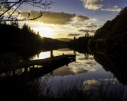Trossachs jetty