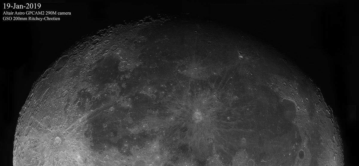 Lunar Montage