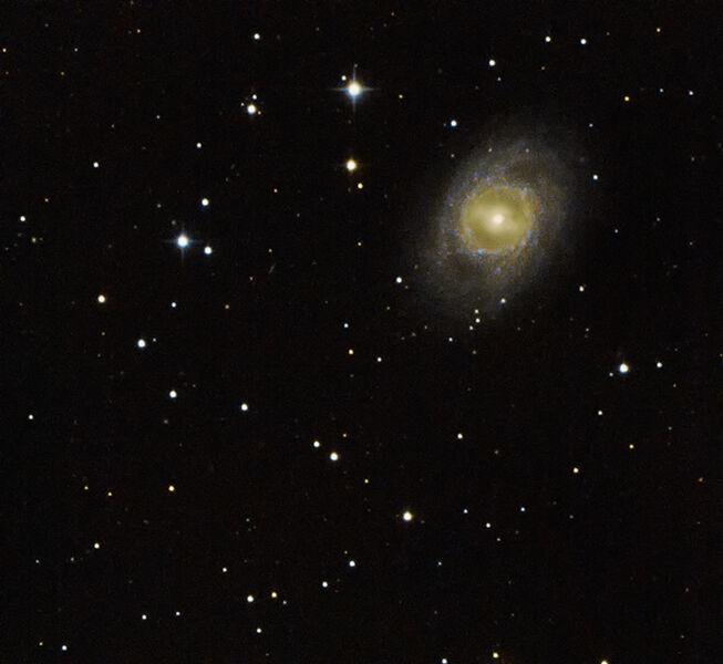 Messier 95 in Leo