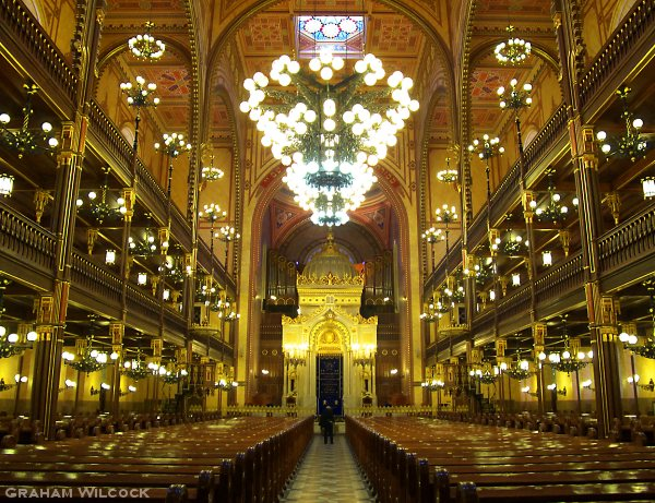 Great Synagogue, Budapest