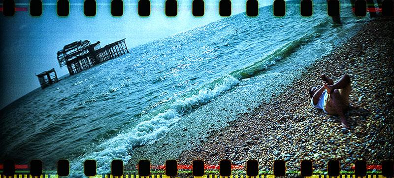 West Pier Selfie