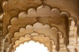 Red Fort Arches, Agra