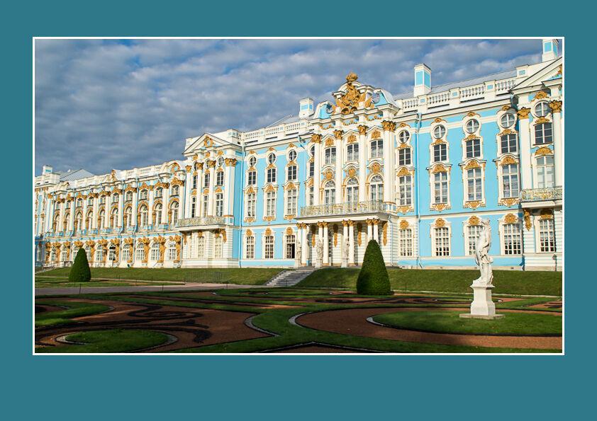 Catherine Palace - St Petersburg