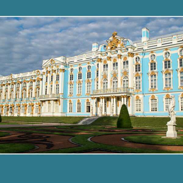 Catherine Palace - St Petersburg