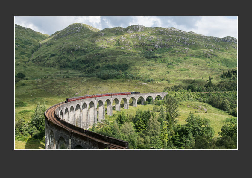 Glenfinnan Viaduct - Scotland