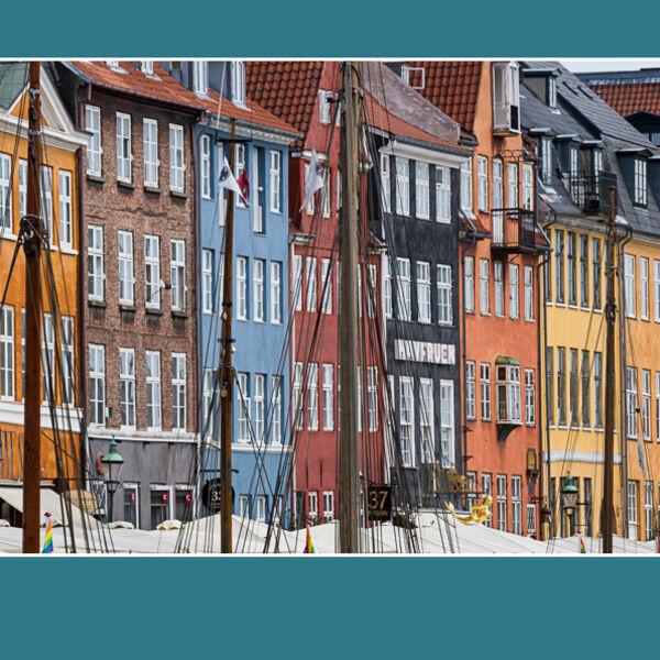 Nyhavn - Copenhagan