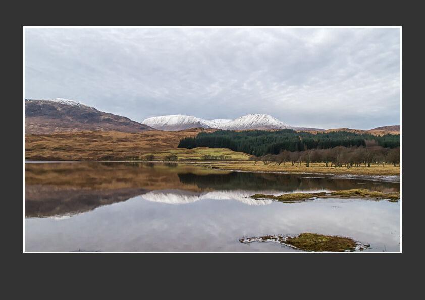Rannoch Moor - Scotland