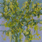 Abstract - organic Acrylic on canvas