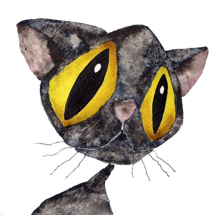 PEBBLES THE CAT