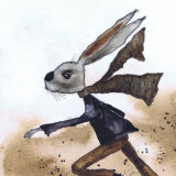 HARE IN A HURRY! h3025
