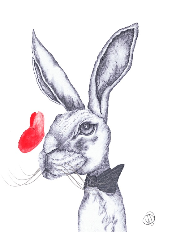 HARE WITH HEART