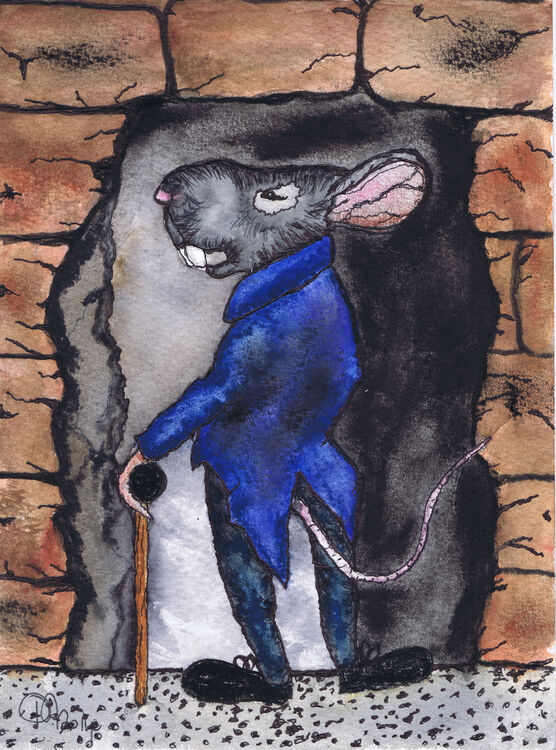A MOUSE NIGHT OUT m210
