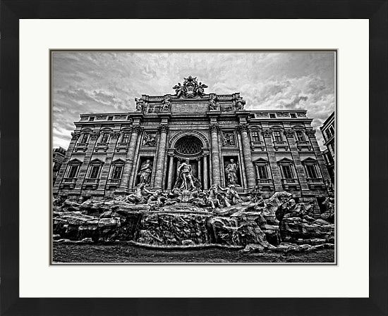 Trevi Fountain, Rome, Italy (SOLD OUT)