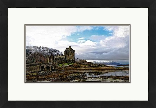 Eilean Donan Castle (SOLD OUT)