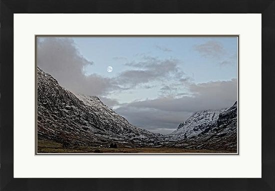 Glencoe at Dusk - £176