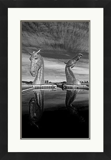 The Kelpies in Infrared (SOLD OUT)