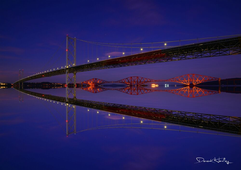 Forth Road & Rail Bridges