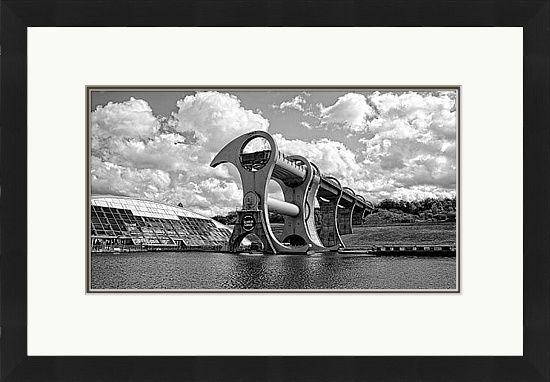 The Falkirk Wheel (SOLD OUT)