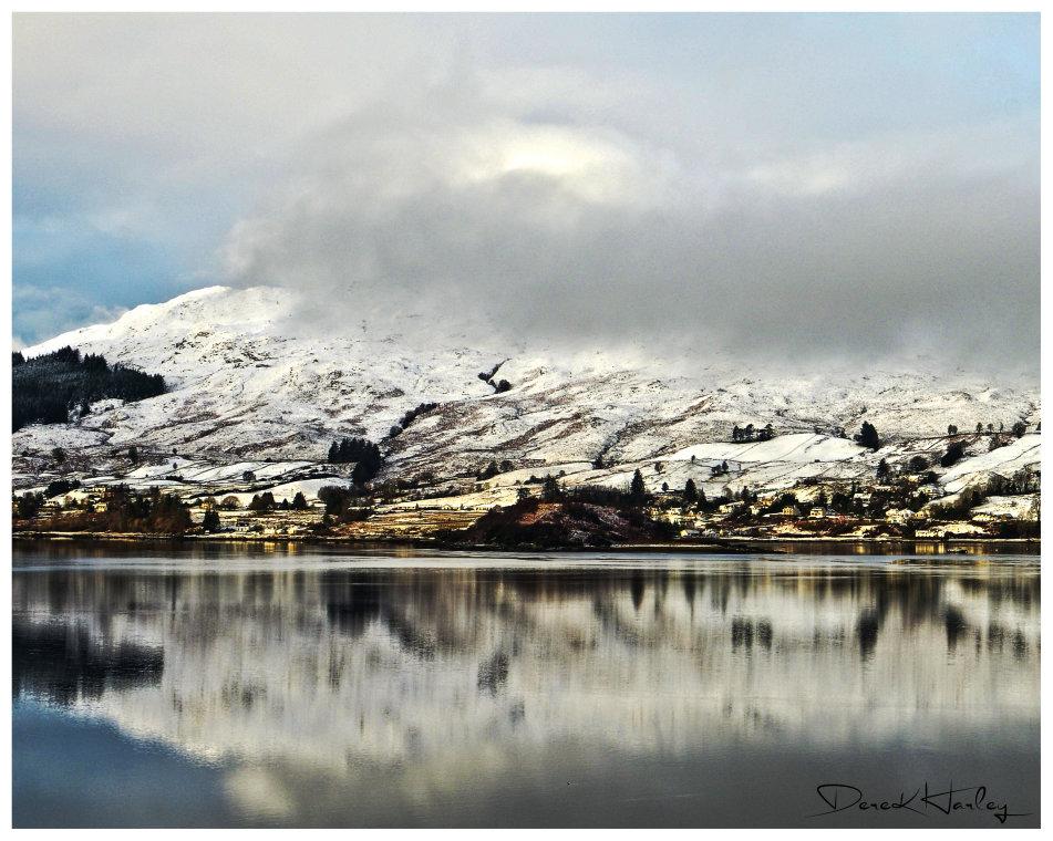 Loch Alsh, Scotland