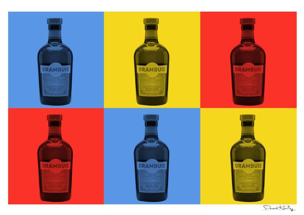 Warhol Style Drambuie