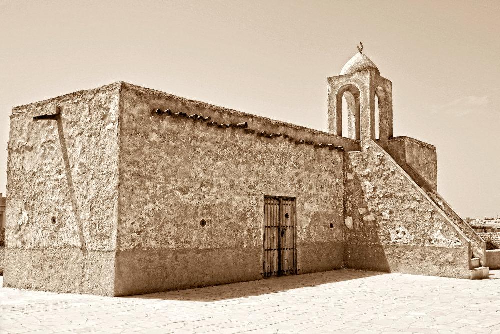 Barzan Mosque