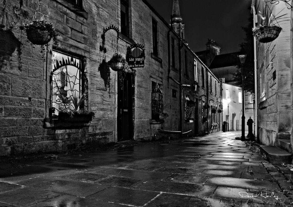 Kings Court, Falkirk