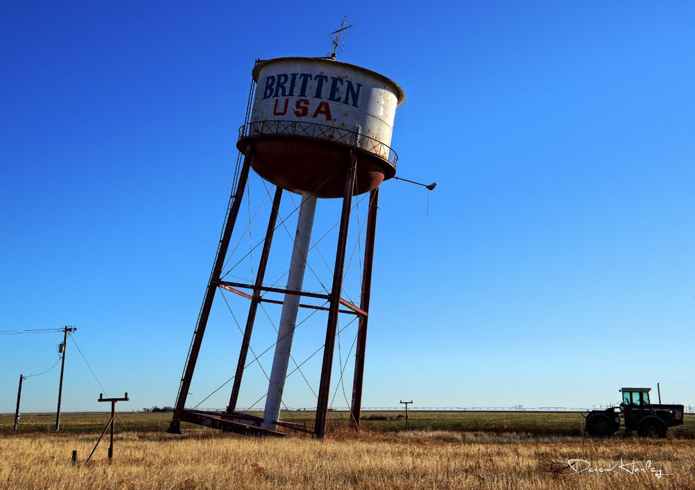 Leaning Tower of Texas, Groom, Texas
