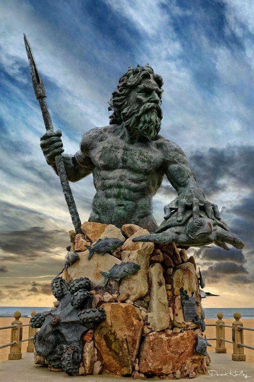 Neptune, Virginia Beach, Virginia