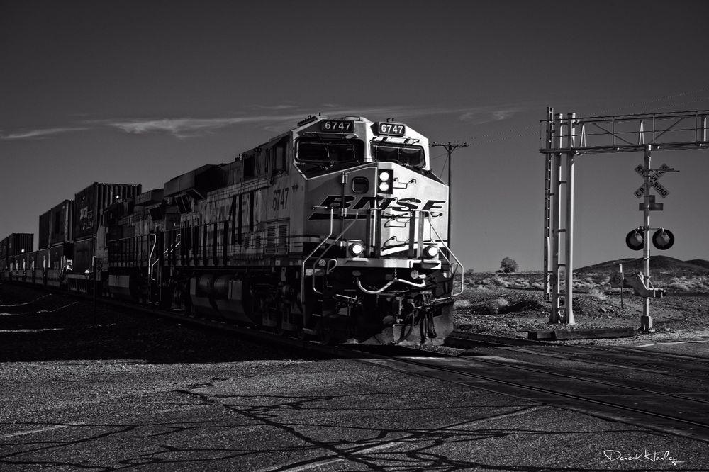 Route 66 - Arizona Train