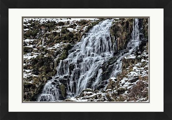 Waterfall on Skye