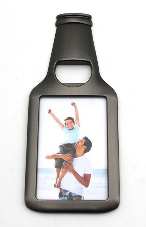 The BottleO™ - Metal Bottle Opener Fridge Magnet