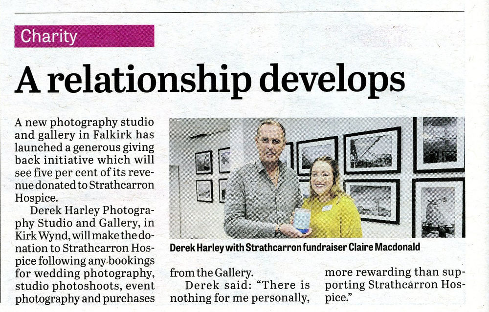Falkirk Herald Press Release