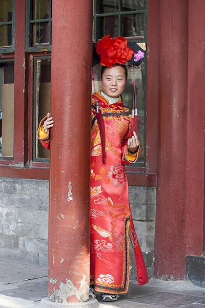 Temple Geisha