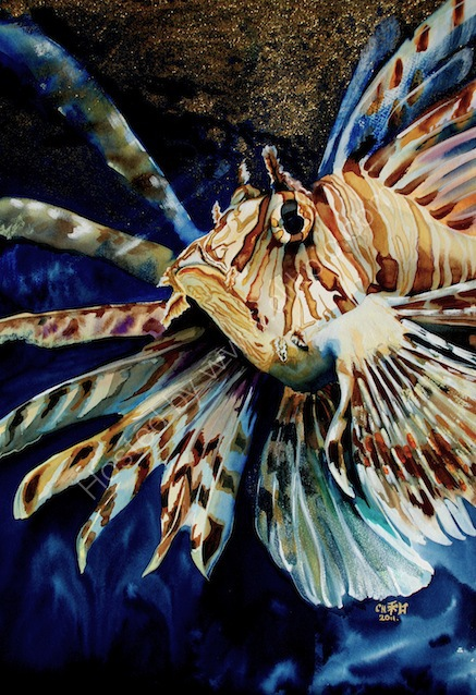 Lionfish 2 - SOLD