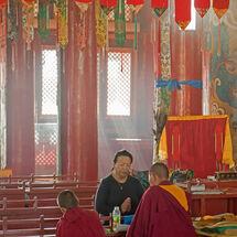 Mongolia - Amarsbaygalant Prayers
