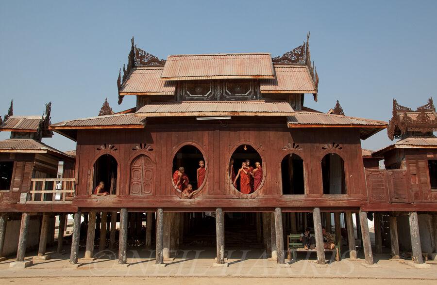 Shwe Nyaung Monastery